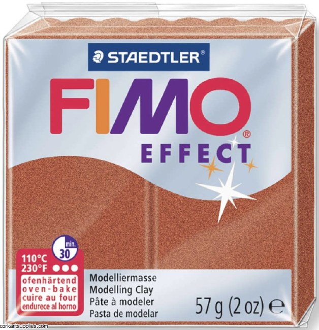 Fimo 57gm Effect Metallic Copper^