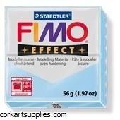 Fimo 57gm Pastel Aqua^