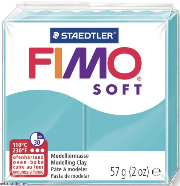 FIMO Soft 57g 8020-39 peppermint