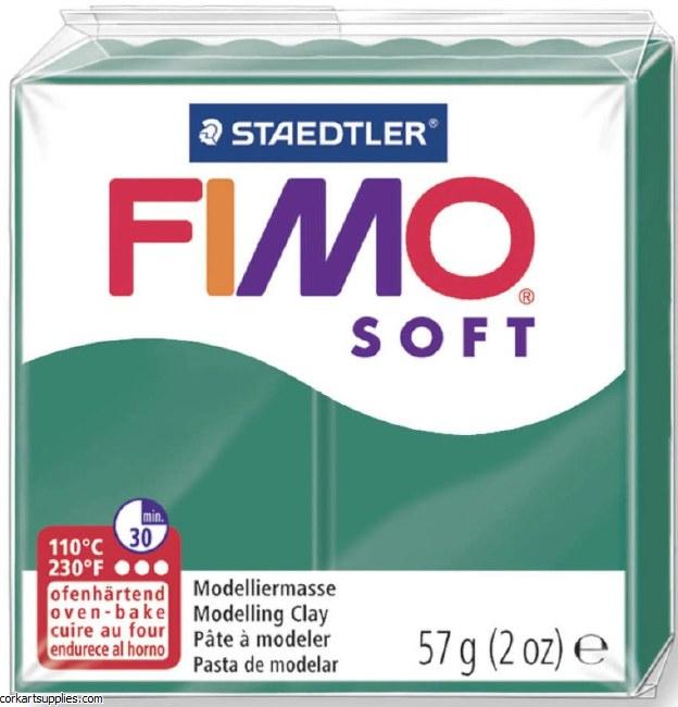 FIMO Soft 57g 8020-56 emerald