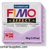 Fimo 57gm Pastel Lilac