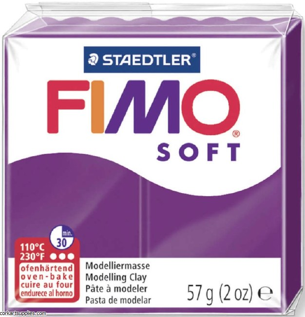 FIMO Soft 57g 8020-61 purple