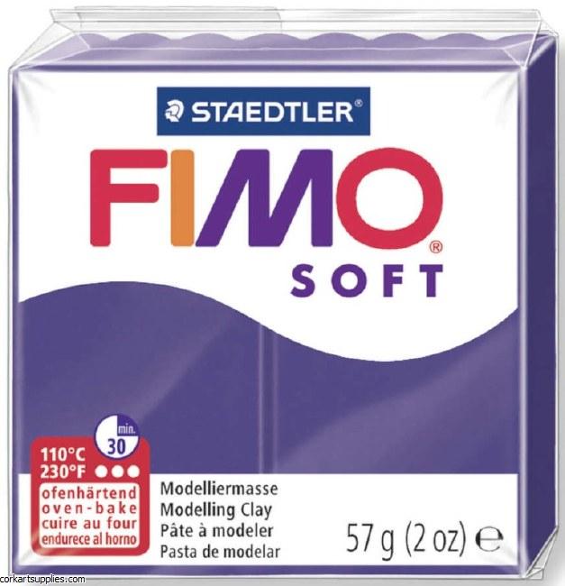 FIMO Soft 57g 8020-63 plum