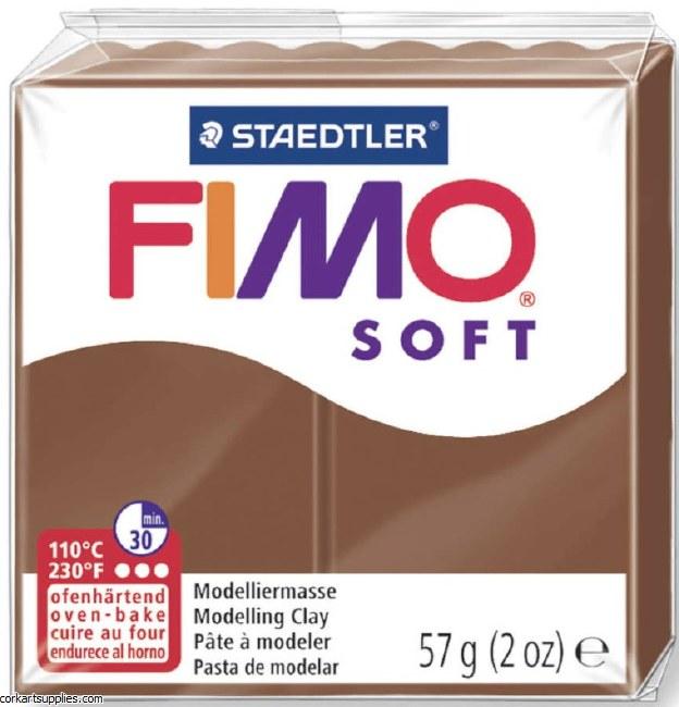 FIMO Soft 57g 8020-7 caramel