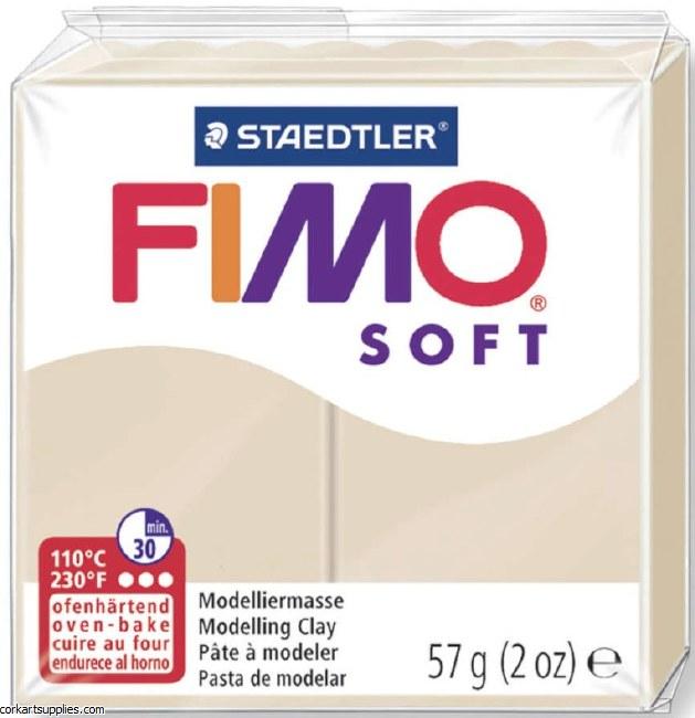 FIMO Soft 57g 8020-70 sahara