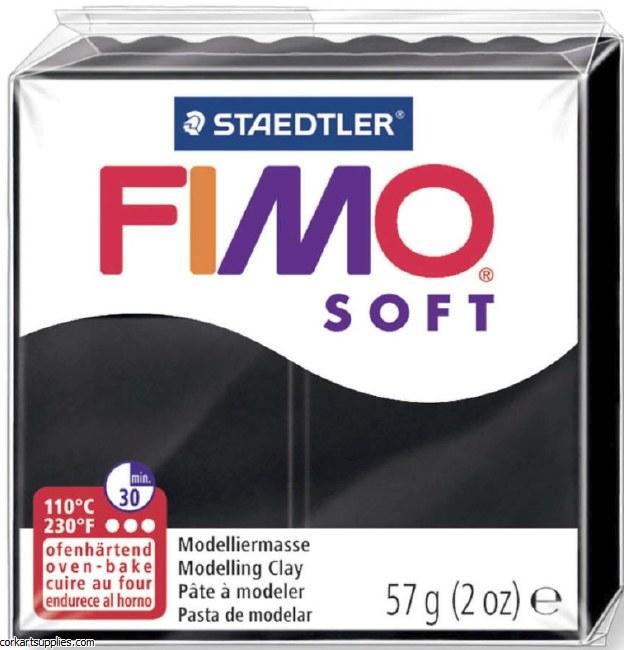 FIMO Soft 57g 8020-9 black