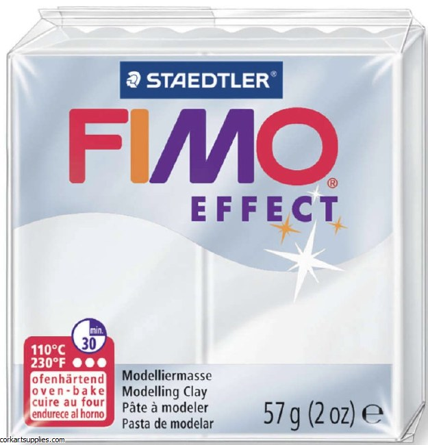 Fimo 57gm Effect Translucent