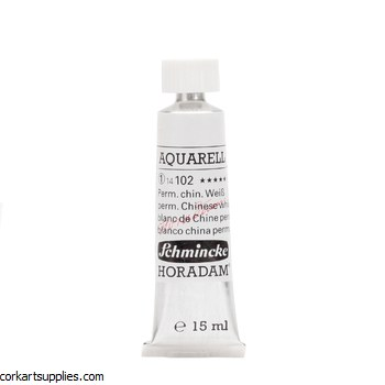 Horadam Aquarell 15ml Permanent Chinese whi