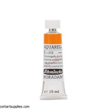Horadam Aquarell 15ml Chrome yellow deep
