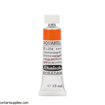 Horadam Aquarell 15ml Chrome orange