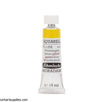 Horadam Aquarell 15ml Lemon yellow