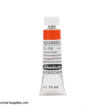 Horadam Aquarell 15ml Translucent orange