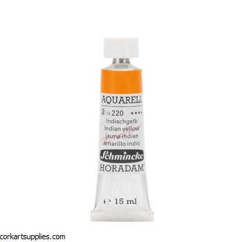 Horadam Aquarell 15ml Indian yellow