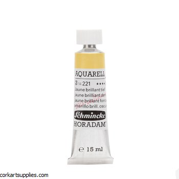 Horadam Aquarell 15ml Jaune brilliant dark