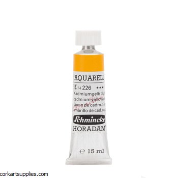 Horadam Aquarell 15ml Cadmium yellow deep