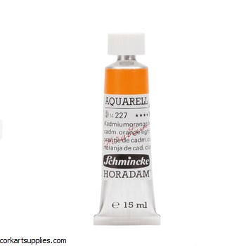 Horadam Aquarell 15ml Cadmium orange light