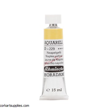 Horadam Aquarell 15ml Naples yellow