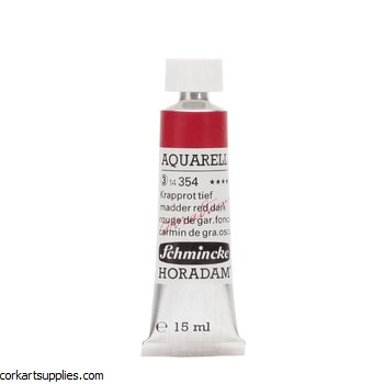 Horadam Aquarell 15ml Madder red dark