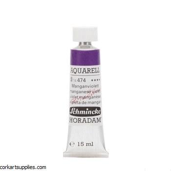Horadam Aquarell 15ml Manganese violet
