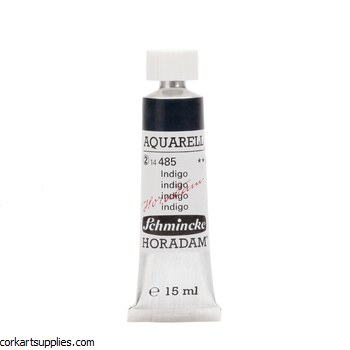 Horadam Aquarell 15ml Indigo