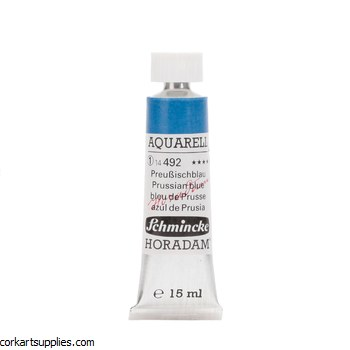 Horadam Aquarell 15ml Prussian blue