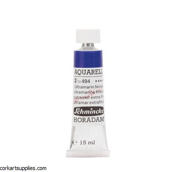 Horadam Aquarell 15ml Ultramarine finest