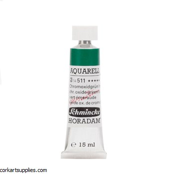 Horadam Aquarell 15ml Chromium oxide green