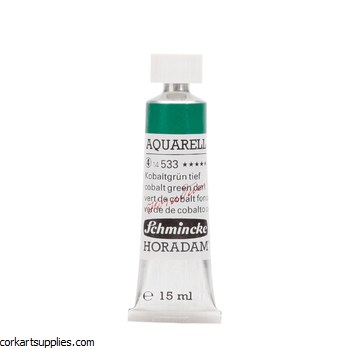 Horadam Aquarell 15ml Cobalt green dark