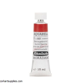 Horadam Aquarell 15ml Burnt Sienna