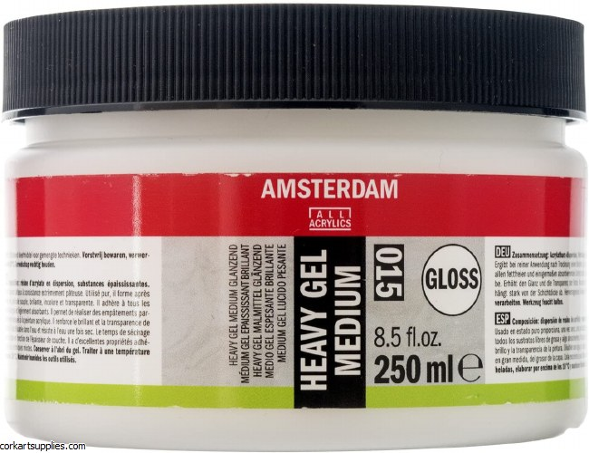 Amsterdam Heavy Gloss 250ml