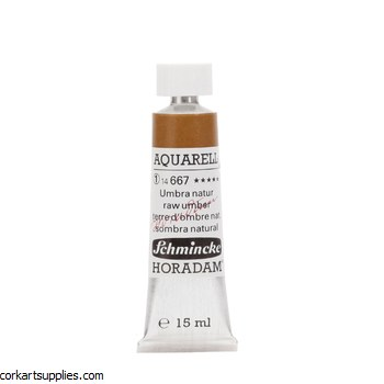 Horadam Aquarell 15ml Raw umber