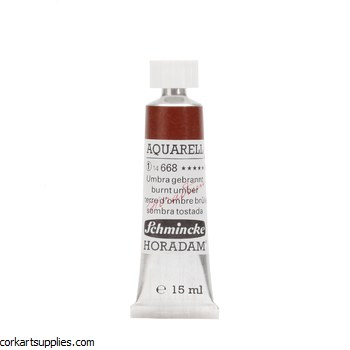 Horadam Aquarell 15ml Burnt Umber