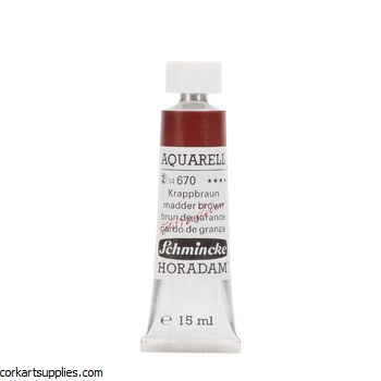 Horadam Aquarell 15ml Madder brown