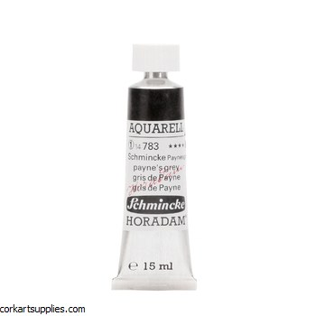 Horadam Aquarell 15ml Schmincke Paynes Grey