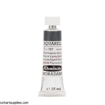 Horadam Aquarell 15ml Paynes grey bluish