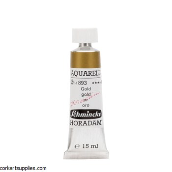 Horadam Aquarell 15ml Gold