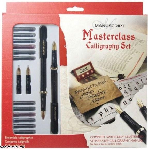 Calligraphy Set Masterclass