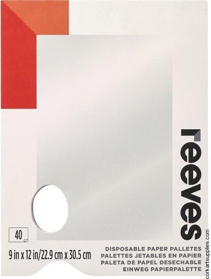 Palette Tear Off Reeves 9x12