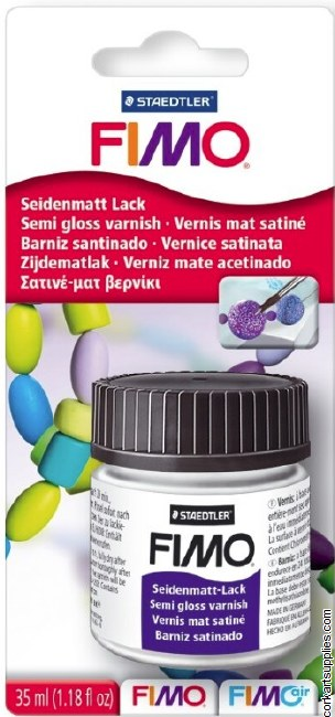 Fimo Varnish 35ml Semi-Gloss