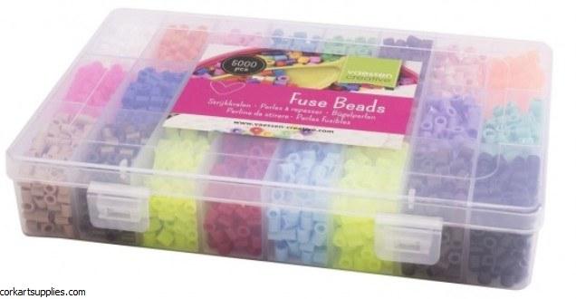 Fuse Beads 5mm Tray 5,000pk