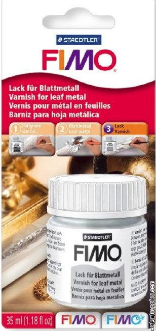 Easy Metal Leaf Varnish 35ml