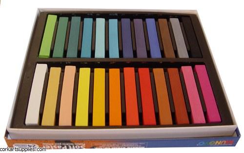 Inscribe Soft Pastel 24 Pack Full