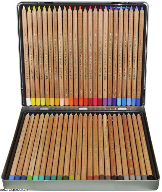 Koh-I-Noor Pastel Pencils 48pk