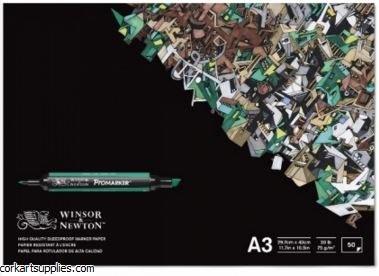 ProMarker W&N Pad A3