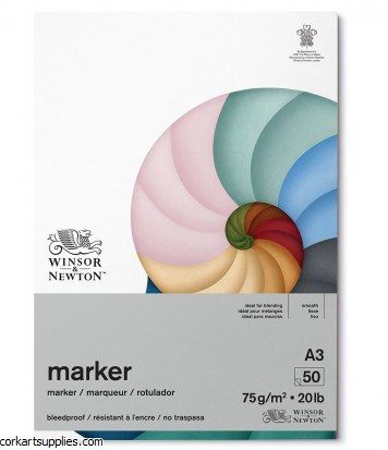 ProMarker W&N Pad A3 75gm