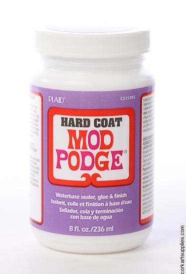 Mod Podge 236ml/8oz Hard Coat