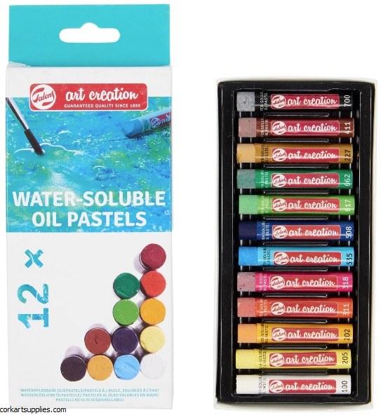 Oil Pastel WaterBase RT 12pk