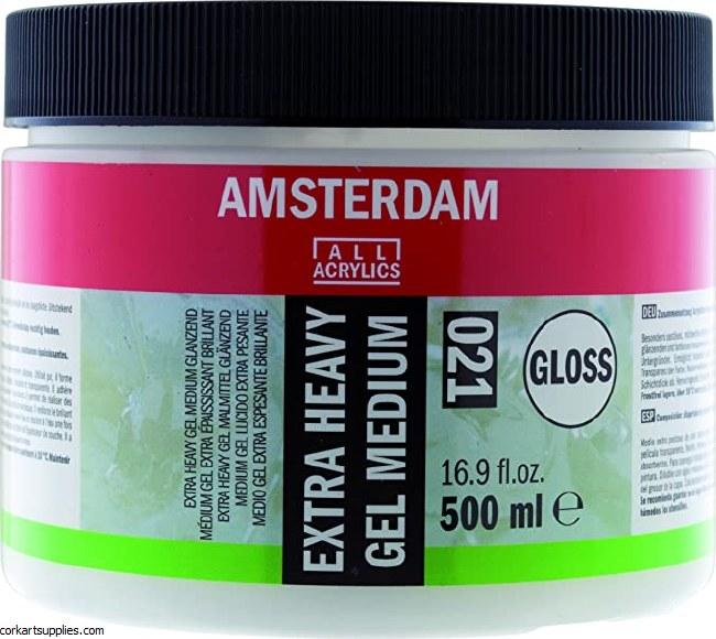 Amsterdam Xtra Heavy Gloss 500