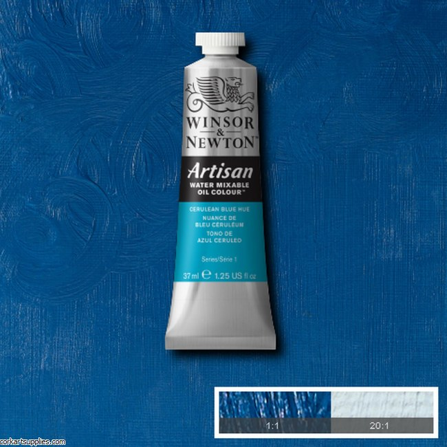 Artisan Oil 37ml Cerulean Blue (Hue)