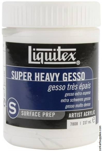 Gesso Super Heavy 237ml
